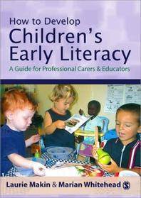 [해외]How to Develop Children's Early Literacy (Hardcover)