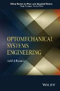 [해외]Optomechanical Systems Engineering