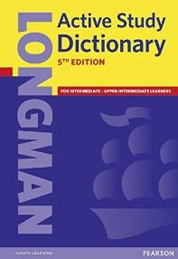 LONGMAN ACTIVE STUDY DICTIONARY 5/e