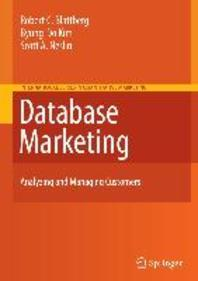[해외]Database Marketing (Paperback)