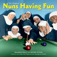 [해외]Nuns Having Fun Wall Calendar 2021
