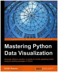 [보유]Mastering Python Data Visualization