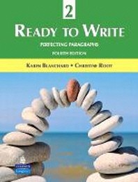 READY TO WRITE. 2(FOURTH EDITION)