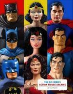 Dc Comics Action Figure Archive