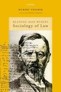 [해외]Reading Max Weber's Sociology of Law
