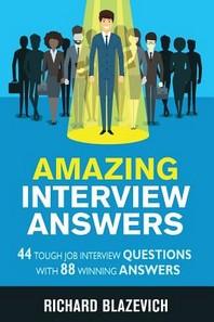 [해외]Amazing Interview Answers