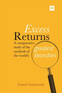 [해외]Excess Returns (Paperback)