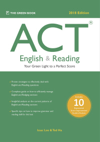 ACT English & Reading(2018)