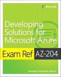 [해외]Exam Ref Az-204 Developing Solutions for Microsoft Azure