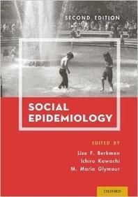 [해외]Social Epidemiology