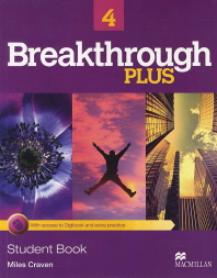 Breakthrough Plus. 4 Students Book
