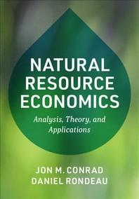 [해외]Natural Resource Economics (Hardcover)