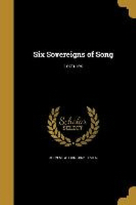 [해외]Six Sovereigns of Song (Paperback)