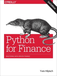 [해외]Python for Finance