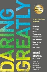[해외]Daring Greatly (Hardcover)