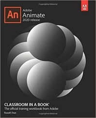 [해외]Adobe Animate Classroom in a Book (2020 Release)