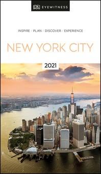 [해외]DK Eyewitness New York City (Paperback)