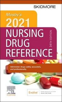 [해외]Mosby's 2021 Nursing Drug Reference