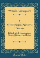 [해외]A Midsummer-Night's Dream (Hardcover)