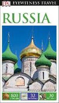[해외]DK Eyewitness Russia (Paperback)