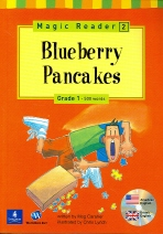 Blueberry Pancakes(CD1장포함)(Magic Reader 2)