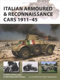 Italian Armoured & Reconnaissance Cars 1911-45