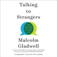 [해외]Talking to Strangers (Compact Disk)