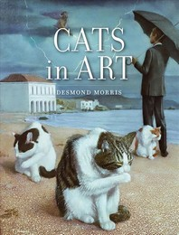 [해외]Cats in Art (Hardcover)