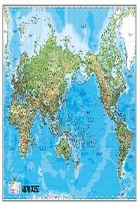THE WORLD(지세)(코팅원지)(2매)