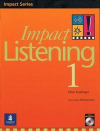Impact Listening 1 : Students Book CD포함