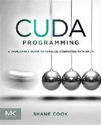 [해외]Cuda Programming