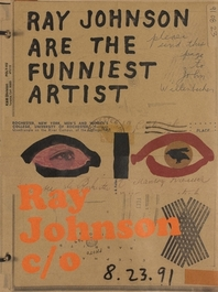 [해외]Ray Johnson C/O