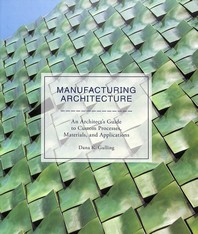 Manufacturing Architecture
