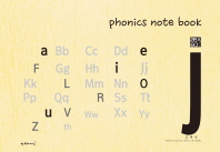 Phonics note book(스프링)
