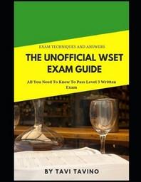 [해외]WSET Level 3 EXAM ANSWERS