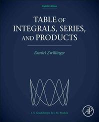 [해외]Table of Integrals, Series, and Products