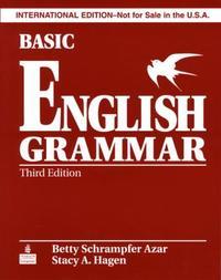 Basic English Grammar(Third Edition)(CD포함)