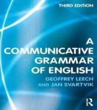 Communicative Grammar of English