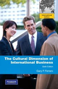 Cultural Dimension of International Business (Paperback)