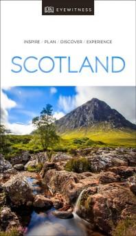 [해외]DK Eyewitness Scotland (Paperback)