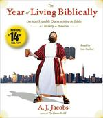 [해외]The Year of Living Biblically