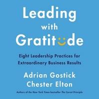 [해외]Leading with Gratitude (Compact Disk)