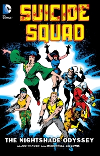 Suicide Squad, Vol. 2: The Nightshade Odyssey