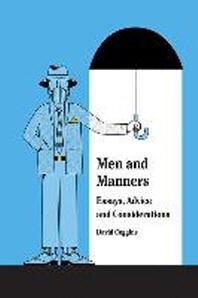 [해외]Men and Manners
