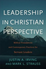 [해외]Leadership in Christian Perspective