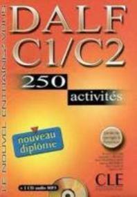 Nouveau DALF C1/C2 : Livre + CD audio