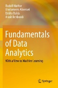 [해외]Fundamentals of Data Analytics