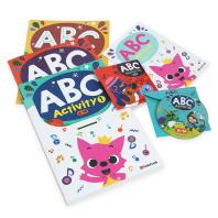 핑크퐁 ABC Activity 세트(CD2장포함)(Etc.)(전3권)