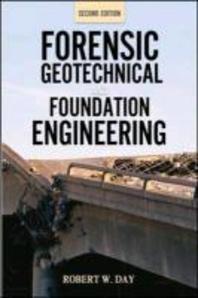 [해외]Forensic Geotechnical and Foundation Engineering, Second Edition