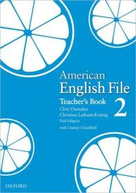American English File 2 : Teacher's Book